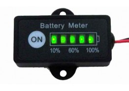 Battery Fuel Gauge for for 4~40 Cell NIMH/NICD Battery