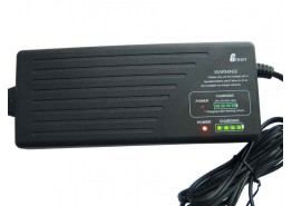 43.2V 1.8A 12S LiFePo4 Battery Charger With Fuel Gauge