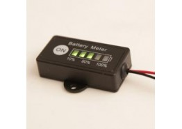 6V/12V/24V/36V/48V Lead Acid Battery Fuel Gauge