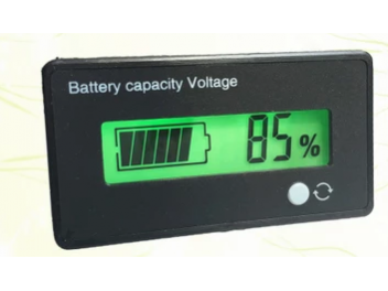12V 24V 36V 48V 60V 72V 84V SLA Lead Acid Battery meter battery Fuel gauge