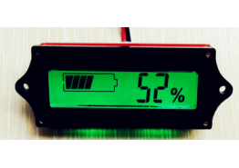 7.2V 7.4V 8.4V 2S Lithium  Battery meter battery Fuel gauge