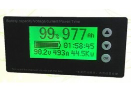 Coulomb meter battery fuel gauge( temperature version)